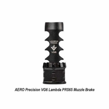 AERO Precision VG6 Lambda PRS65 Muzzle Brake, in Stock, for Sale