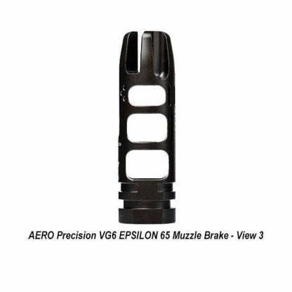 AERO Precision VG6 EPSILON 65 Muzzle Brake, view 3, APVG100033A, in Stock, for Sale