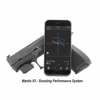Mantis X3 - Shooting Performance System, in Stock, on Sale