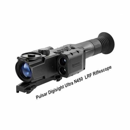 Pulsar Digisight Ultra N450 LRF Riflescope, PL76627, 812495026577., in Stock, for Sale