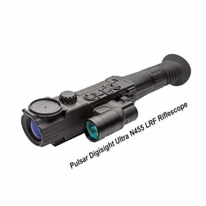 Pulsar Digisight Ultra N455 LRF Riflescope, PL76628, 812495026584, in Stock, for Sale