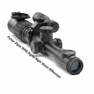 Pulsar Digex N450 Digital Night Vision Riflescope, PL76641, 812495026416, in Stock, for Sale