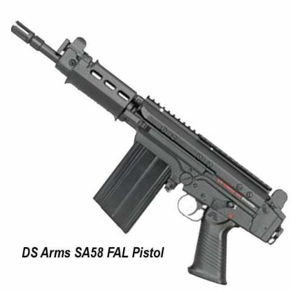 DS Arms SA58 FAL Pistol, in Stock, for Sale