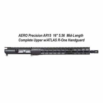 "AERO Precision AR15 16"" 5.56 Mid-Length Complete Upper, APAR610605M7, 00840014610174, in Stock, for Sale"
