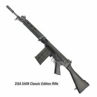 DSA SA58 Classic Edition Rifle, in Stock, for Sale