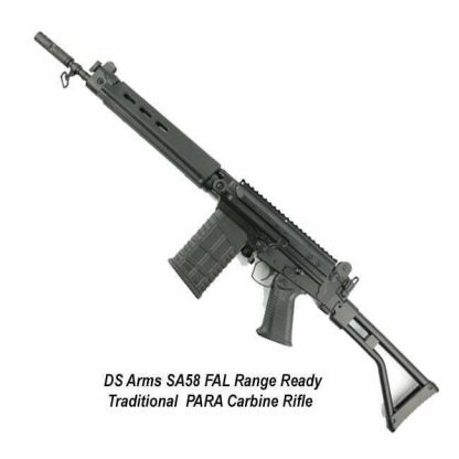 DS Arms SA58 FAL Range Ready Traditional PARA Carbine Rifle, SA5816CP-RRC-A, in Stock, for Sale