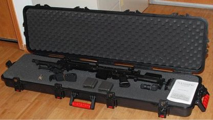 """DS Arms SA58 19"""" Special Purpose PARA Stock Rifle Case, SA5819SPR-A, in Stock, for Sale"""