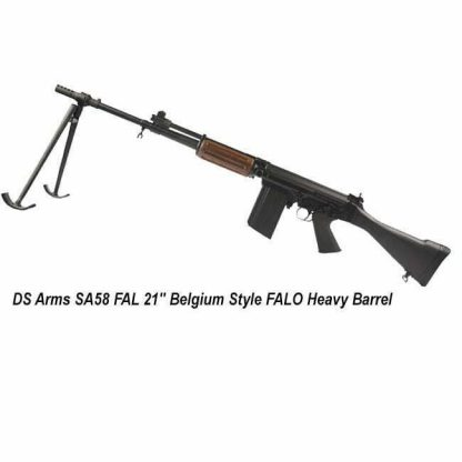 """DS Arms SA58 FAL 21"""" Belgium Style FALO Heavy Barrel, SA5821-5041-A, in Stock, for Sale"""