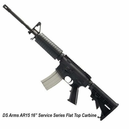 """DS Arms AR15 16"""" Service Series Flat Top Carbine, ZM4RCR16M4CL-A, in Stock, for Sale"""