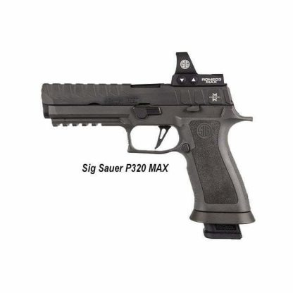 Sig Sauer P320 MAX, 320X5-9-MAXM, 798681641925, in Stock, for Sale