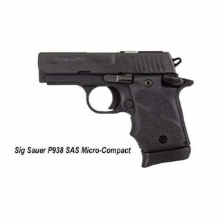 Sig Sauer P938 SAS Micro-Compact, P938-SAS2B, 798681629145, in Stock, for Sale
