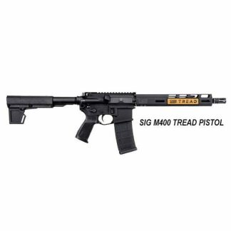 SIG M400 TREAD PISTOL, PM400-11B-TRD, 798681619542, in Stock, for Sale