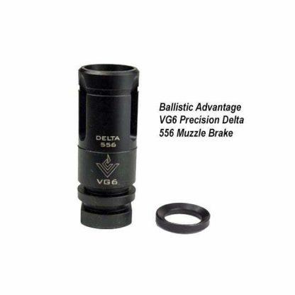 Ballistic Advantage VG6 Precision Delta 556 Muzzle Brake, BAMD100005, in Stock, for Sale