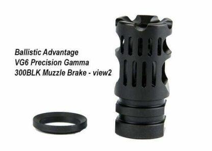 Ballistic Advantage VG6 Precision Gamma 300BLK Muzzle Brake