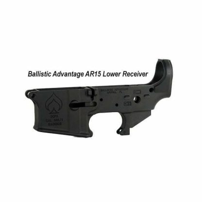 Ballistic Advantage AR15 Lower Receiver, BAPA100039, in Stock, for Sale