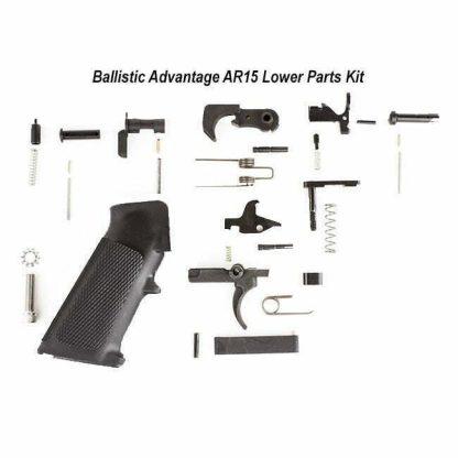 Ballistic Advantage AR15 Lower Parts Kit, BAPA100040, in Stock, for Sale