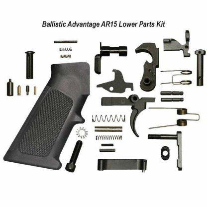 Ballistic Advantage Mil-Spec Lower Parts Kit.