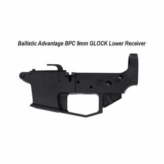 Ballistic Advantage BPC 9mm GLOCK Lower Receiver, BAPA100143, in Stock, for Sale