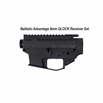 Ballistic Advantage 9mm GLOCK Receiver Set, BAPA100145, in Stock, for Sale