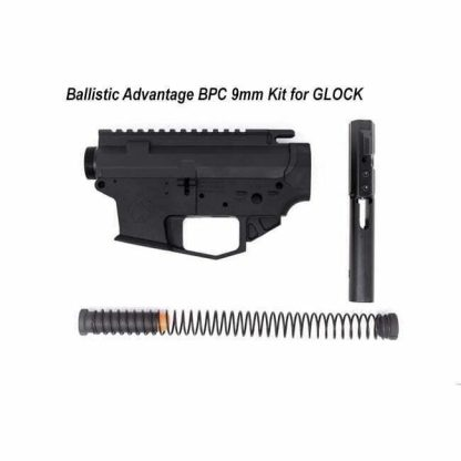 Ballistic Advantage BPC 9mm Kit for GLOCK, BAPA100149, in Stock, for Sale
