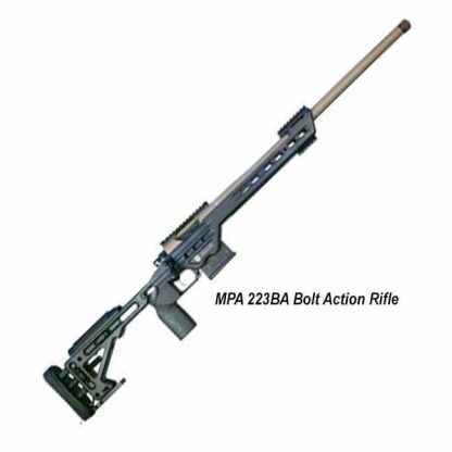 MPA 223BA Bolt Action Rifle, in Stock, for Sale