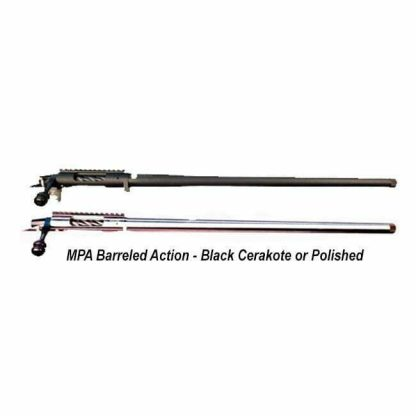MPA Barreled Action, MPA Curtis Custom Barreled Actions, in Stock, for Sale