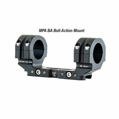 MPA Bolt Action Mount, MPA BA Mount, in Stock, for Sale