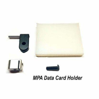 MPA Data Card Holder, datacardholder, in Stock, for Sale