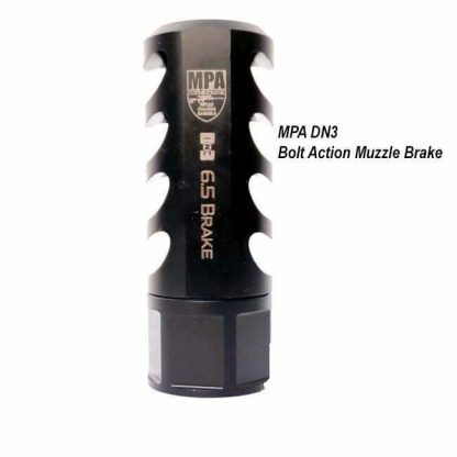 MPA DN3 Bolt Action Muzzle Brake, MPABRAKE30, in Stock, for Sale