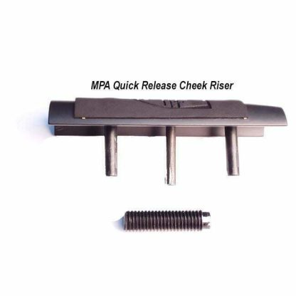 MPA Quick Release Cheek Riser, in Stock, for Sale