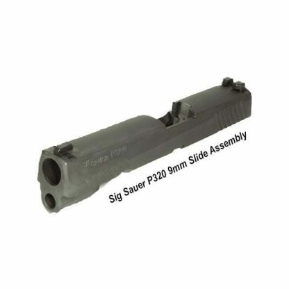 Sig Sauer P320 9mm Slide Assembly, in Stock, for Sale