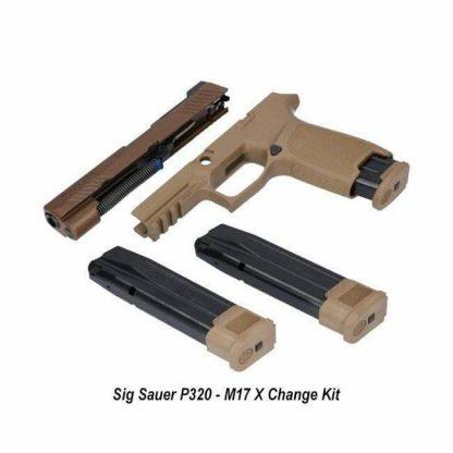 Sig Sauer P320 - M17 X Change Kit