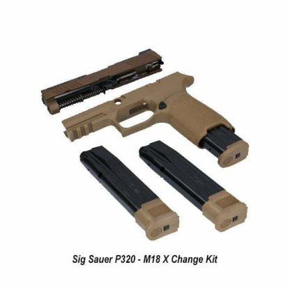 Sig Sauer P320 - M18 X Change Kit, 8900268, 798681631803, in Stock, for Sale