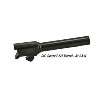 SIG Sauer P226 .40 Pistol Barrel, BBL-226-40, 798681221066, in Stock, for Sale