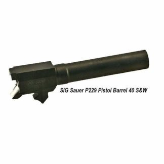 SIG Sauer P229 .40 Auto Pistol Barrel, BBL-229-40, 798681214624, in Stock, for Sale