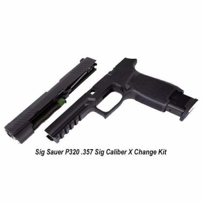 Sig Sauer P320 .357 Sig X Change Kit, CALX-320C-357-BSS, 798681511433, in Stock, for Sale