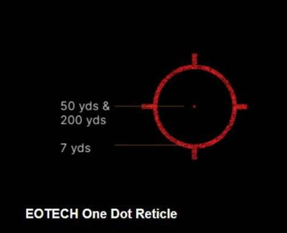 Eotech One Dot Reticle