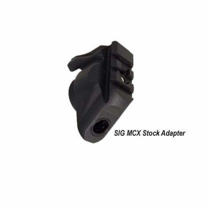 SIG MCX Stock Adapter, 2401191-R, 798681581207, in Stock, for Sale
