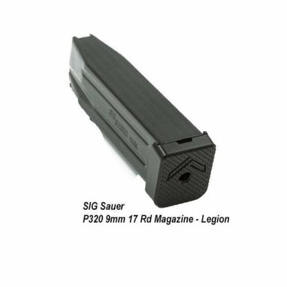 SIG Sauer P320 9mm 17 Rd Magazine, 9000060, 798681619641, in Stock, on Sale