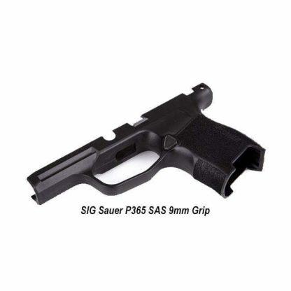 SIG Sauer P365 SAS 9mm Grip, 8900077, 798681621699, in Stock, on Sale