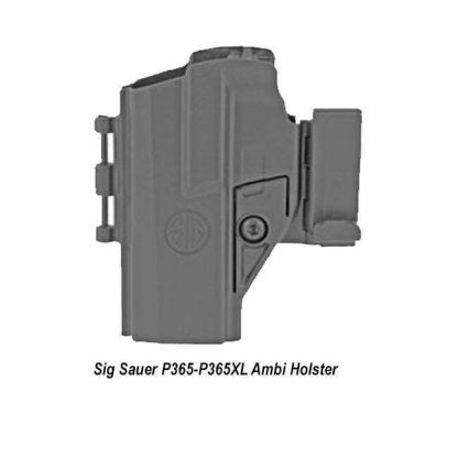 Sig Sauer P365-P365XL Ambi Holster, 8900422, 798681640928, in Stock, on Sale