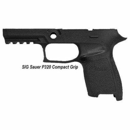 SIG Sauer P320 Compact Grip, GRIP-MOD-C-943-SM-BLK, 798681626892, in Stock, for Sale