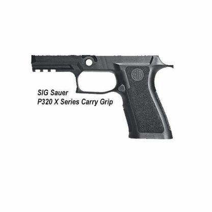 SIG Sauer P320 X Series Carry Grip, Medium Grip, GRIP-MODX-CA-943-M-BLK, 798681616978, in Stock, for Sale