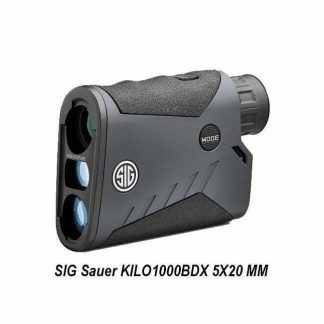 SIG Sauer KILO1000BDX 5X20 MM, SOK10602, 798681604371, in Stock, on Sale
