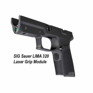 SIG Sauer LIMA 320 Laser Grip Module, Red or Green, in Stock, on Sale