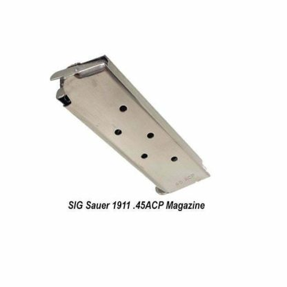 SIG Sauer 1911 .45ACP Magazine, in Stock, on Sale
