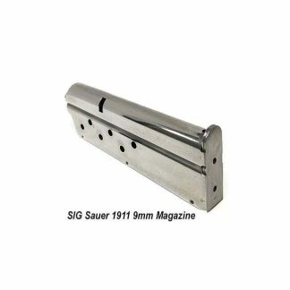SIG Sauer 1911 9mm Magazine, Stainless Steel, MAG-1911-9-8, 798681539451, in Stock, on Sale