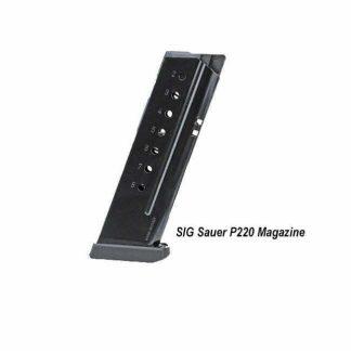 SIG Sauer P220 Magazine, 10mm, 8 round, MAG-220-10-8, 798681527847, in Stock, on Sale