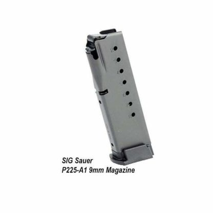 SIG Sauer P225-A1 9mm Magazine, MAG-225A-9-8, 798681552733, in Stock, on Sale
