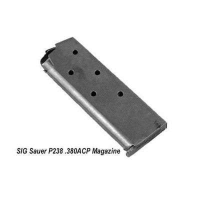 SIG Sauer P238 .380ACP Magazine, in Stock, on Sale